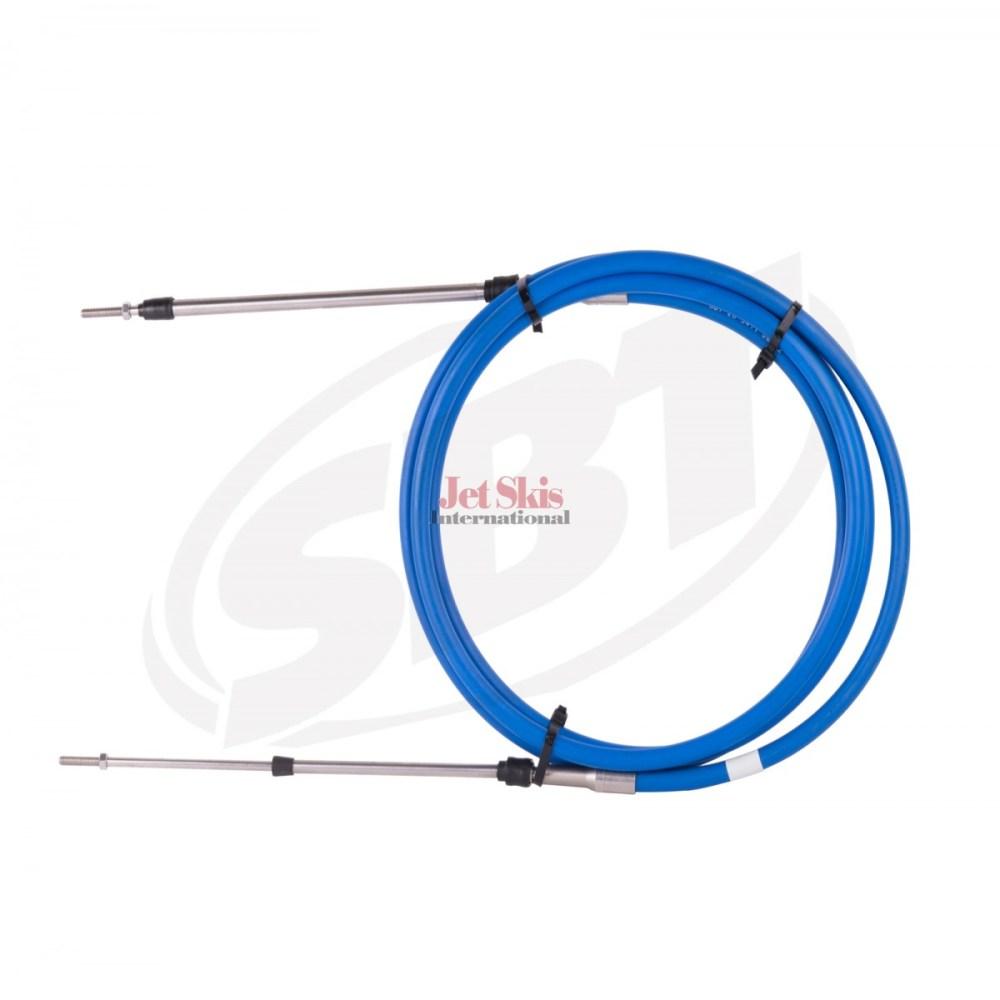 medium resolution of  manual array yamaha wave raider 1100 steering cable jet skis international rh jetskisint com