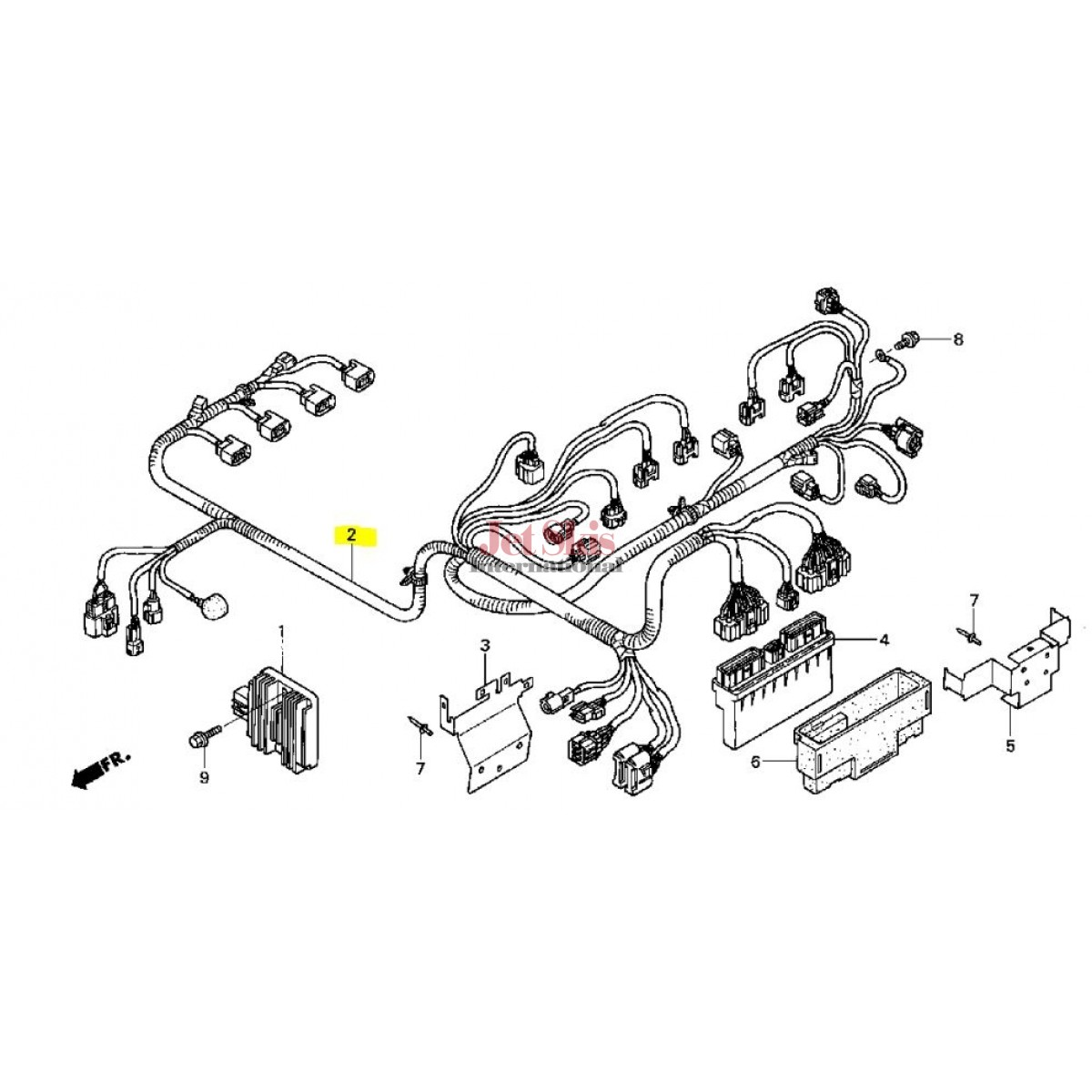 Honda Aquatrax Engine Ignition Diagram Html