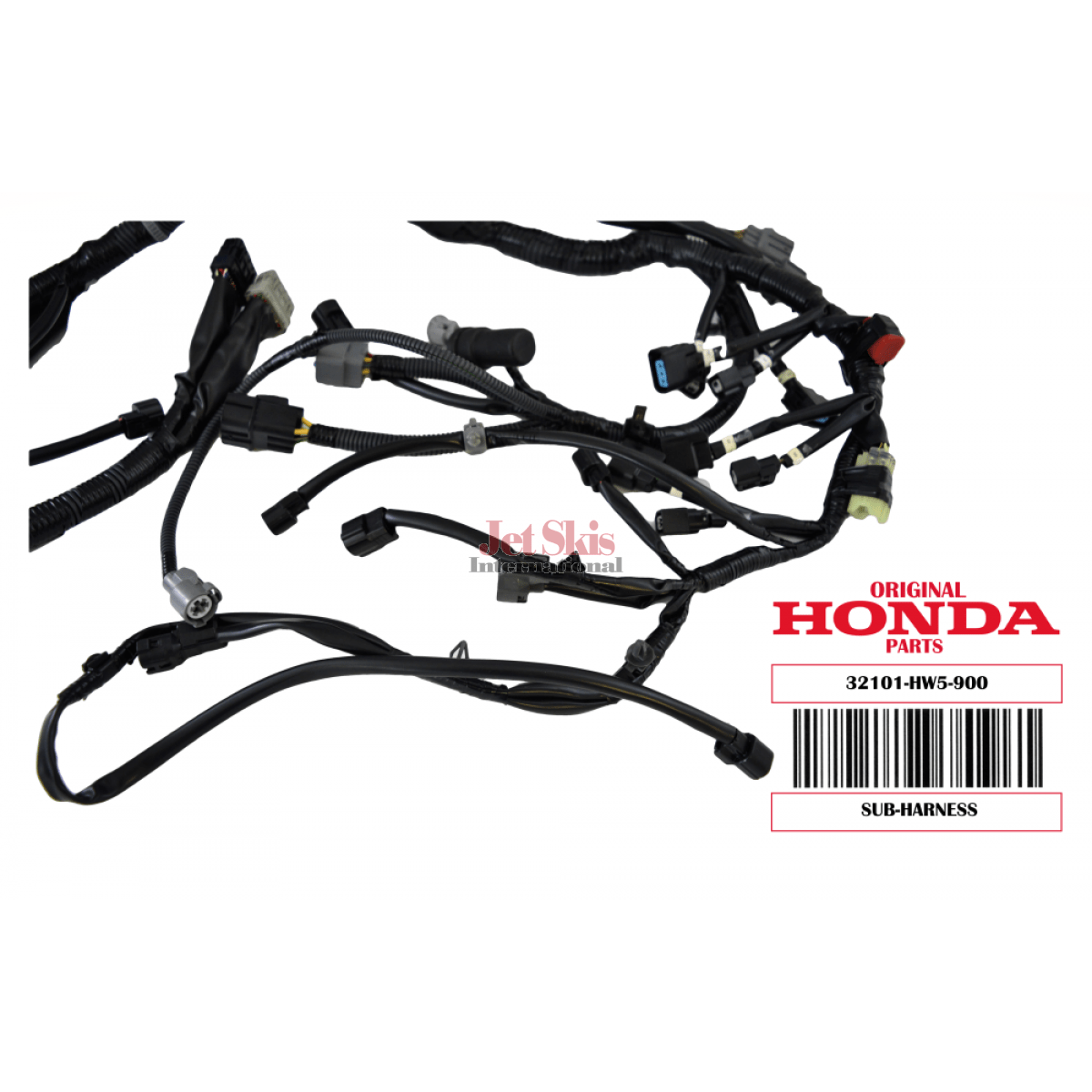 Honda Aquatrax Injector Amp Ignition Coil Sub Harness
