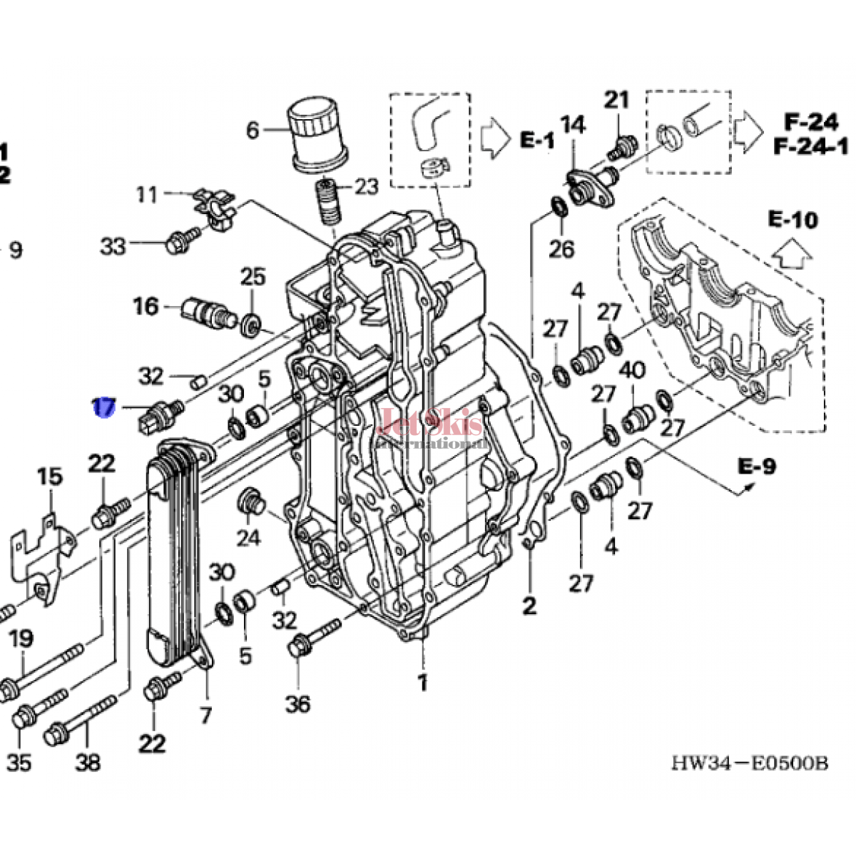 Sea Doo Parts Finder. Engine. Wiring Diagram Images