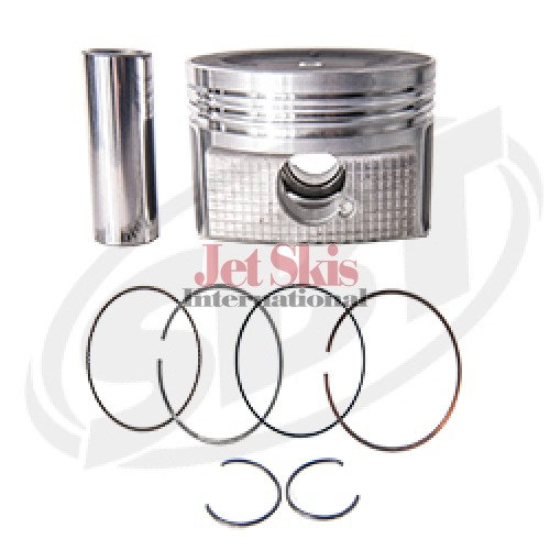 Yamaha OEM# 6BH-11631-00-B0 Replacement Piston & Ring Set