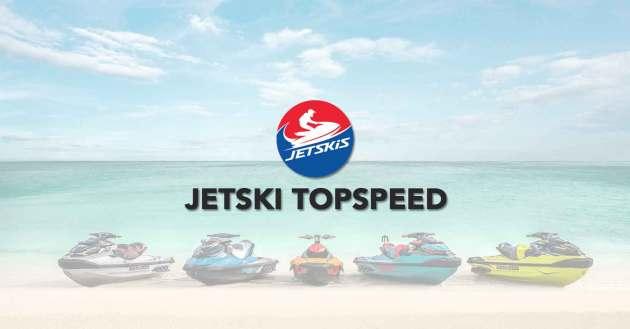 Jetski Topspeed