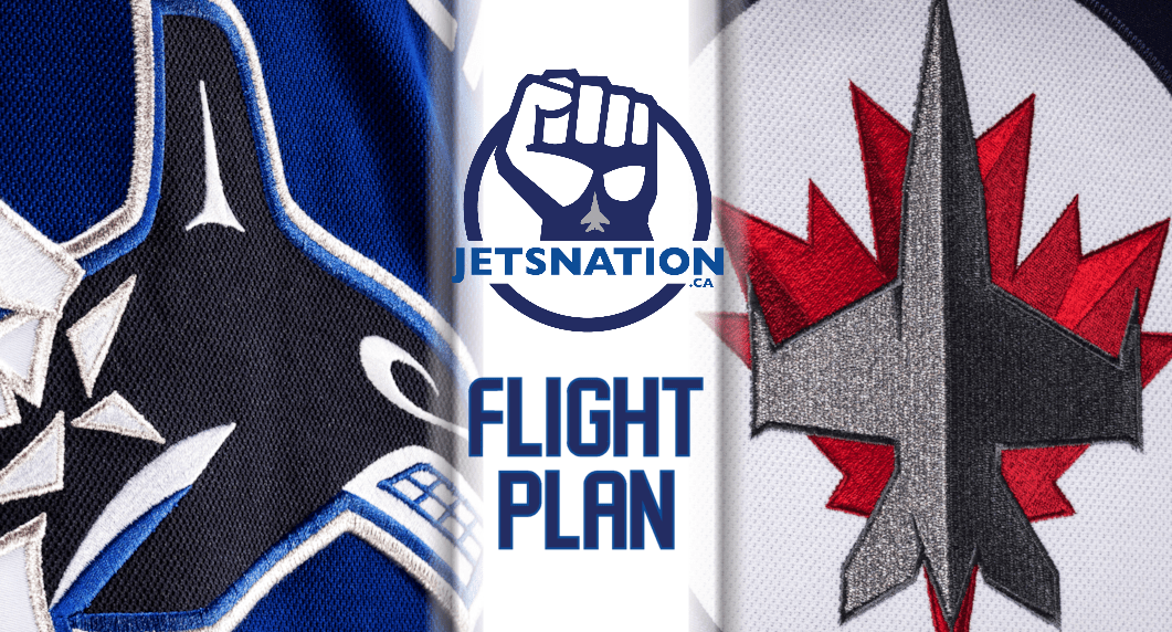 JNGD.31 Flight Plan: Jets Return Home For Meeting With Canucks