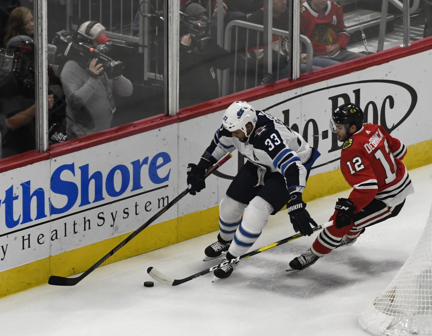 JNGD.S8.G32 Recap: Scheifele Again! Another Three Point Game Paces Jets To OT Win In Chicago