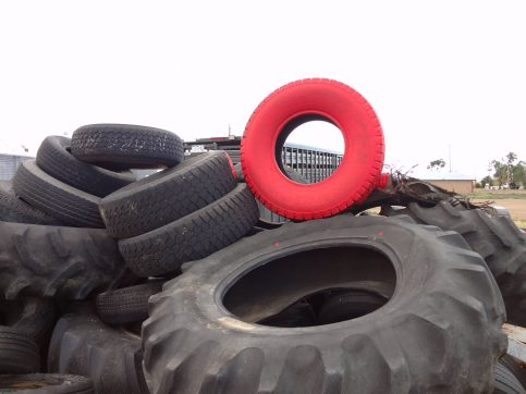 red-tire