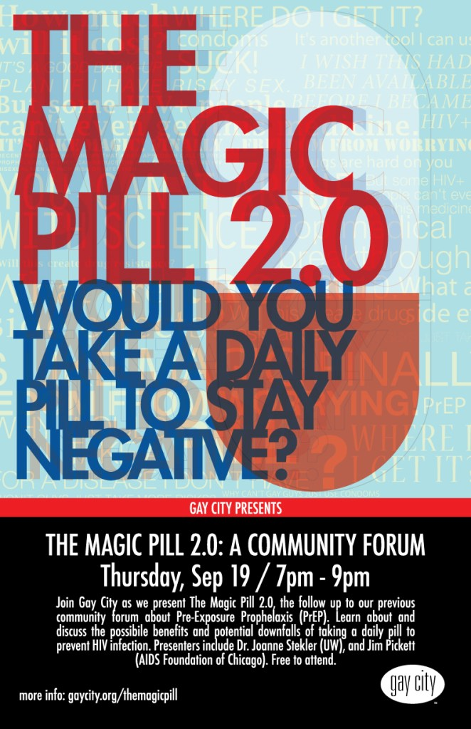 Poster for The Magic Pill 2