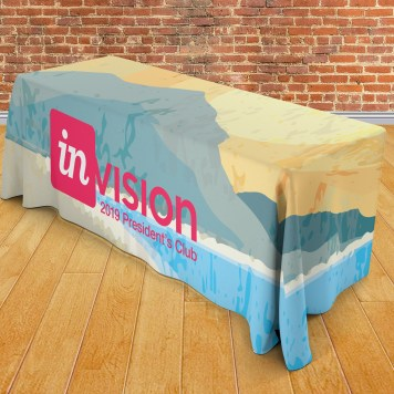 Branded Table Cover