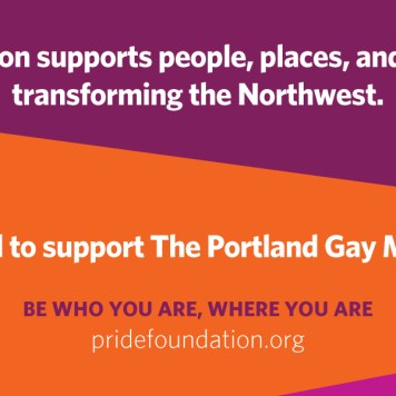 Pride Foundation Ad Template