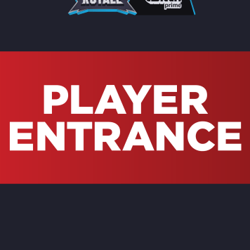 Twitch Player Entrance