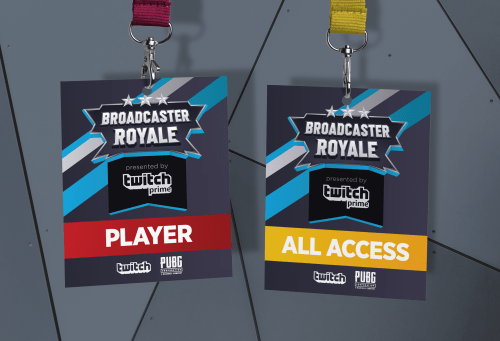 Twitch Pax Badges