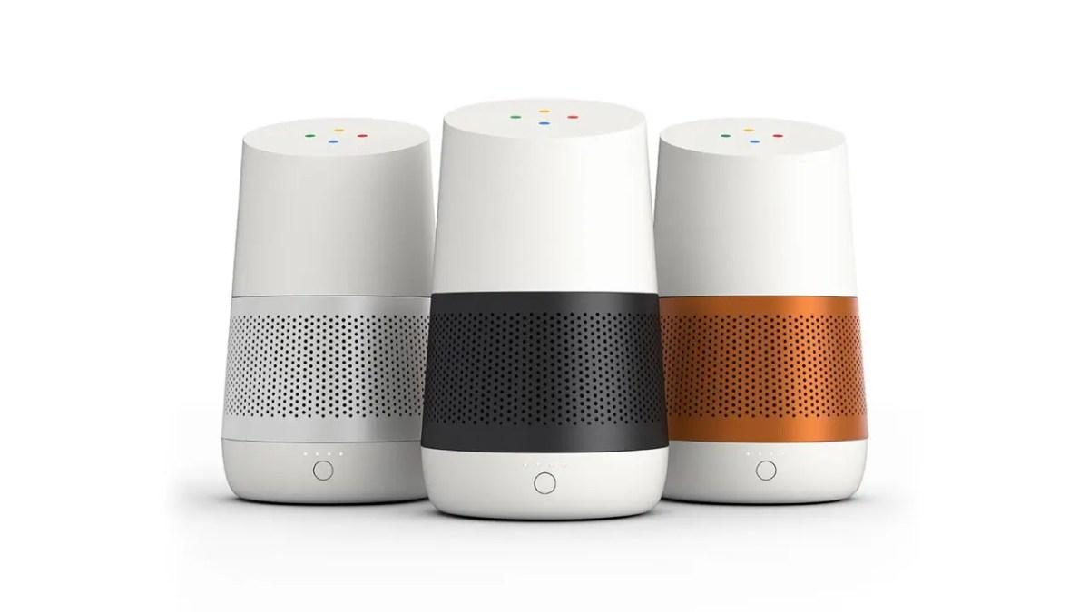「Google Home」用のバッテリーユニット「LOFT」が米Amazonで発売