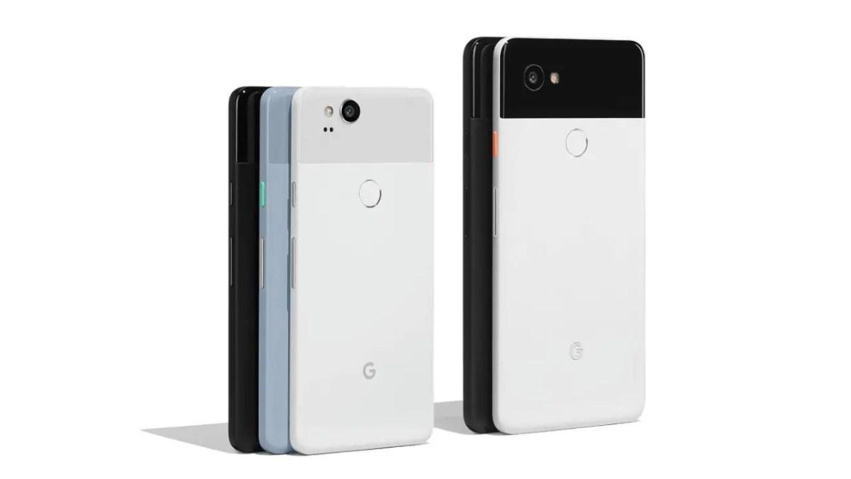 米Googleストアで「Pixel 2/2 XL」全モデルの販売が再開