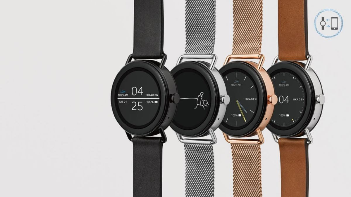 Androd Wear「SKAGEN FALSTER」が国内発売