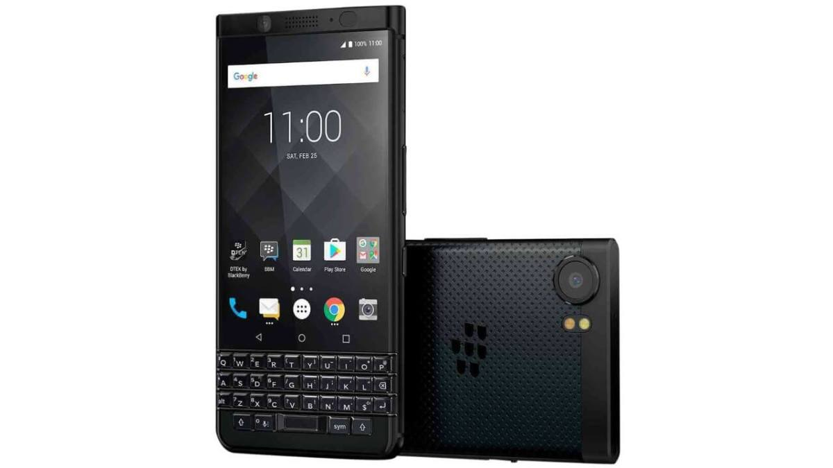 「BlackBerry KEYone LIMITED EDITION BLACK(BBB100-7)」が米Amazonで$300!直輸入可能