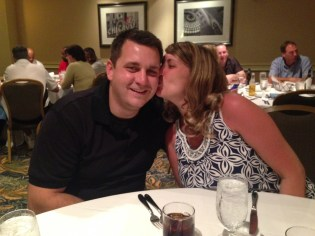 Mr. and Mrs. Jon Prater