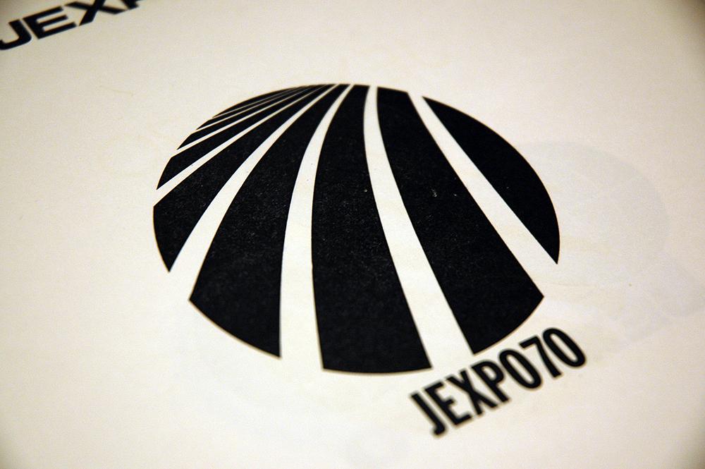 Maniakers JEXPO '70 [logo 2]