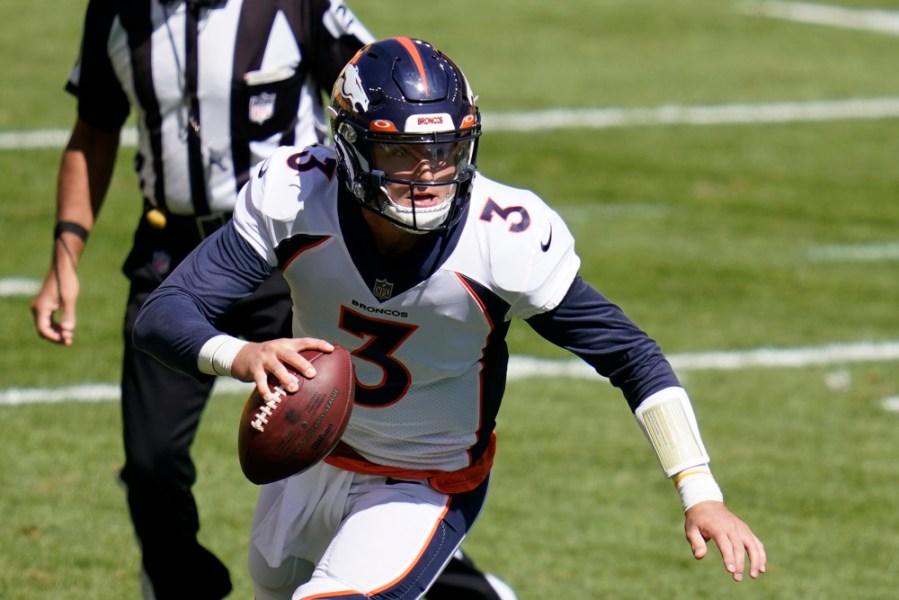 Broncos Qb Drew Lock Set To Miss 2 6 Weeks Including Jets