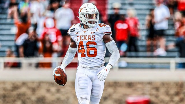 2021 NFL draft film breakdown: Texas EDGE Joseph Ossai