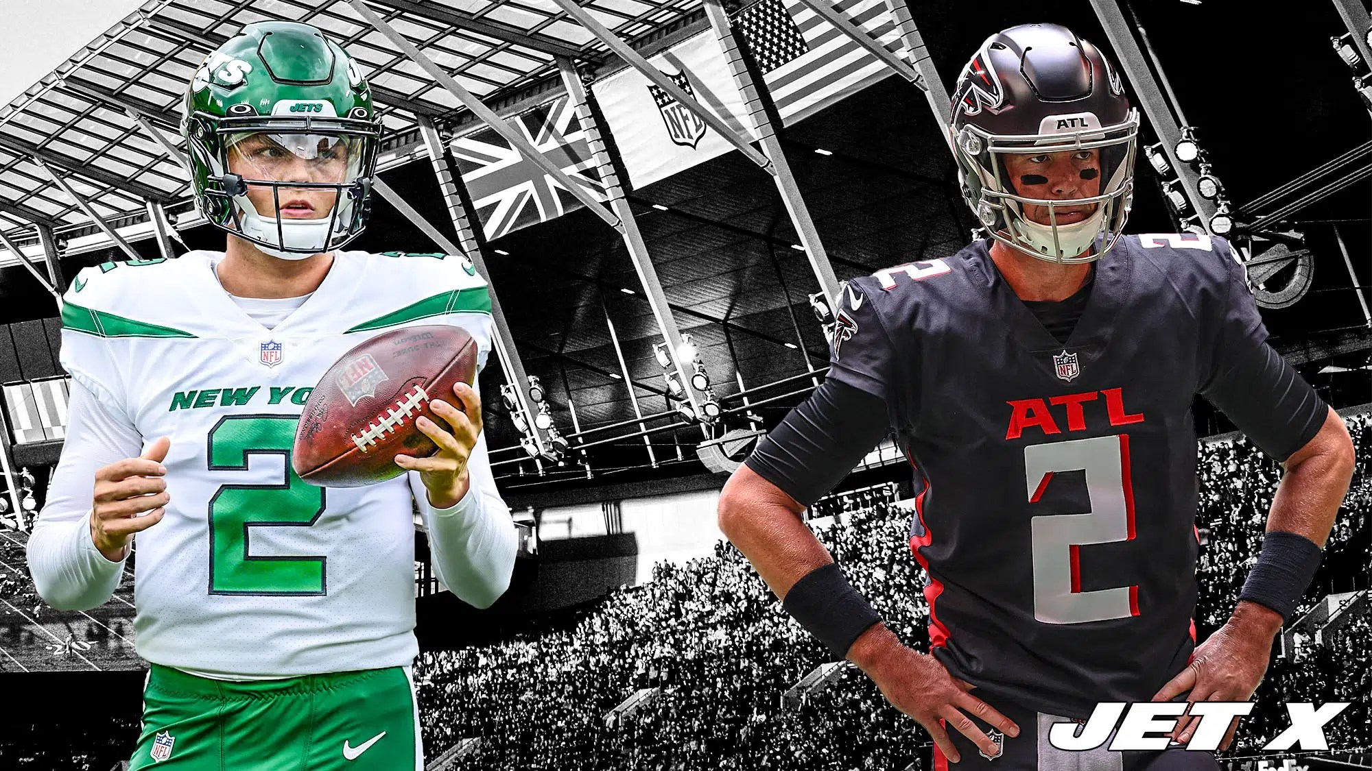 Buzzfeed staff we hope you love the products we recommend! NY Jets vs. Atlanta Falcons, Week 5 preview: On London time