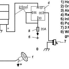 Air Horn Wiring Diagram With Relay Seven Way Trailer Great Installation Of Manual Guide U2022 Rh Afriquetopnews Com