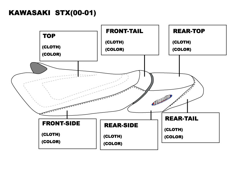 STX 1100 2000-2002