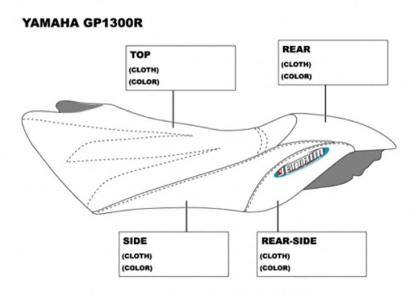 GP1300R (03-08) / GP800R (03-04)