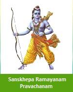 Sanskhepa Ramayanam