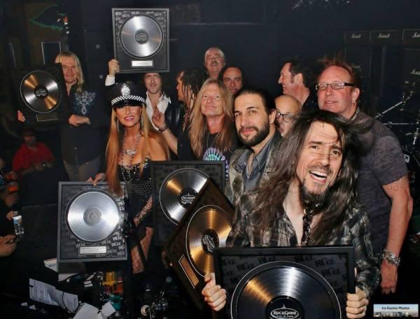 RockGodz Hall of Fame Awards Show II