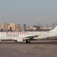 Air Canada Express C-FJBO Embraer ERJ-175 #YYZ