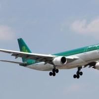 Aer Lingus EI-EWR Airbus A330-202 #yyz @aerlingus
