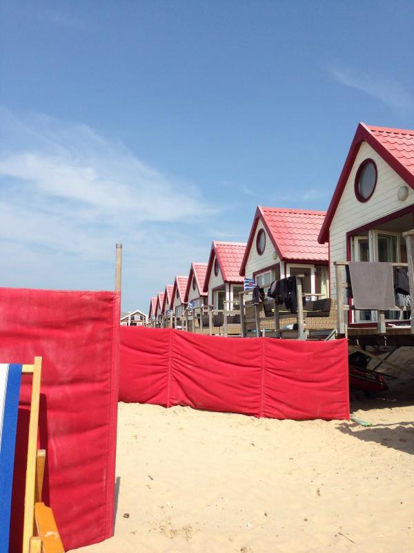 Urlaub Niederlande Strandhaus