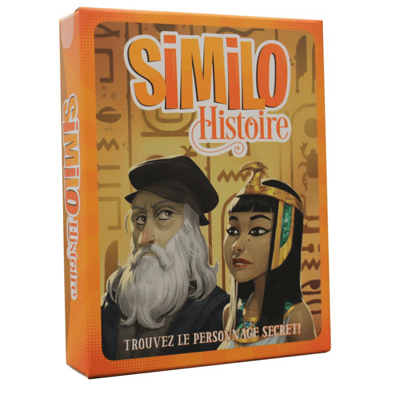 Read more about the article Similo histoire