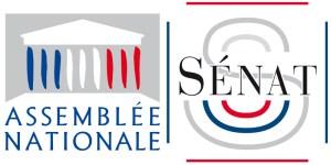 Logo : Assemblée Nationale - Sénat