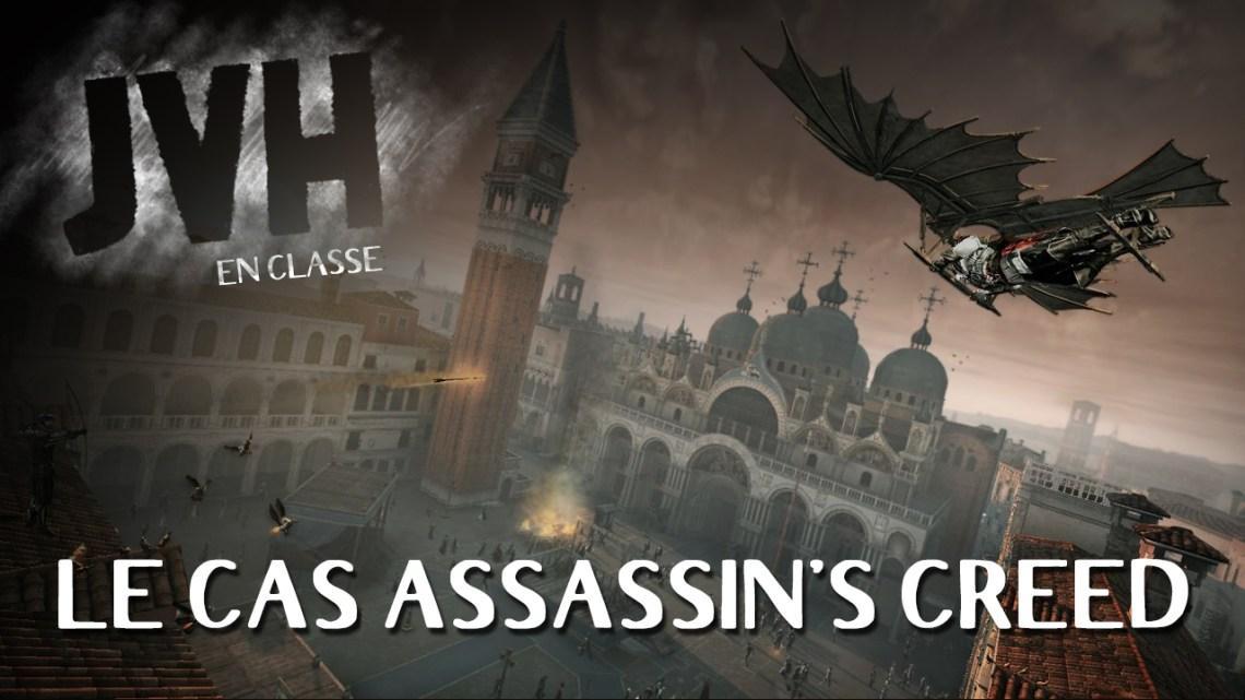 Le jeu vidéo en classe : le cas Assassin's Creed