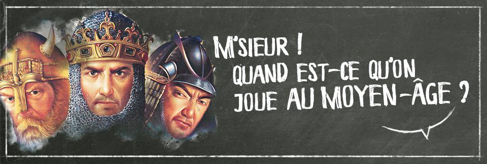 Jouer au Moyen-Âge: Stronghold en 5e