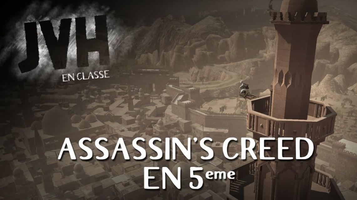 Assassin's Creed en classe de 5e