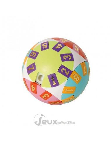 wisdom ball inspiration puzzle coulissant spherique