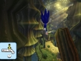 Sonic déboule en images