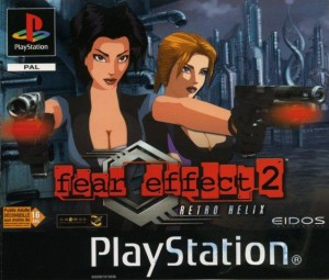FEAR EFFECT 2 PS1