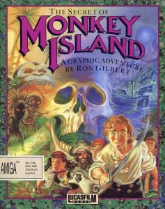 the secret of monkey island amiga_front