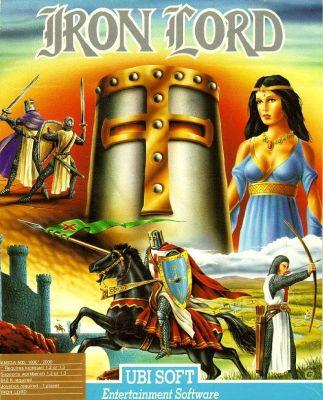 iron lord amiga_front