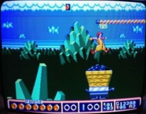mcdonald treasure land megadrive 08