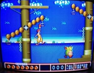 mcdonald treasure land megadrive 21