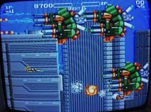 aero blasters megadrive 02