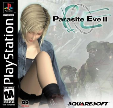 parasite eve 2 PS