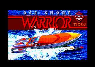off shore warrior 01