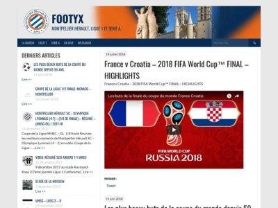 footyx.fr