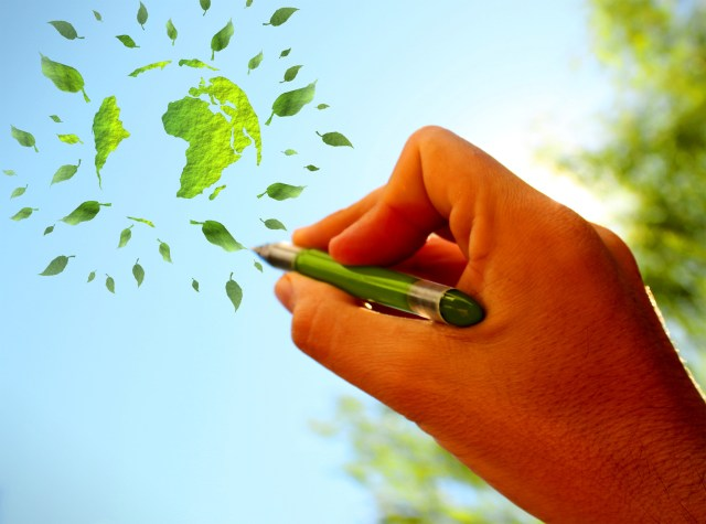Ecologie papier vs numérique