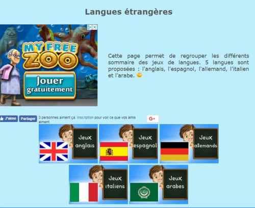 l'anglais en ligne à l'école primaire