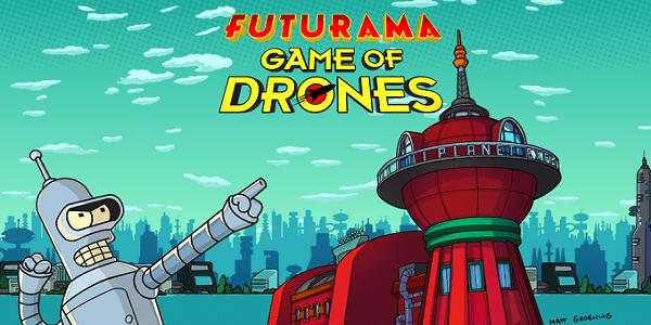 Futurama Game of Drones Triche Astuce Bucks,Vies